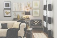 Epic Black White Grey And Gold Living Room – Living Room Ideas for Black White And Gold Living Room
