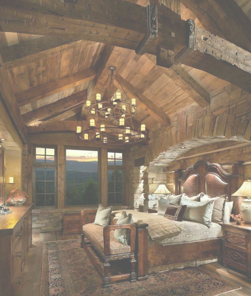Epic Cabin Bedroom Archives - Page 5 Of 10 - Cabin Today | Cabin Decor pertaining to Cabin Bedroom