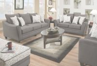 Epic Cosmo Living Room Collection in Awesome Grey Living Room Sets