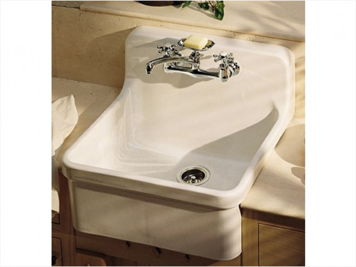 Epic Farmhouse Sink In Bathroom » The Best Option Houseofaura Com Farm throughout Farmhouse Sink In Bathroom
