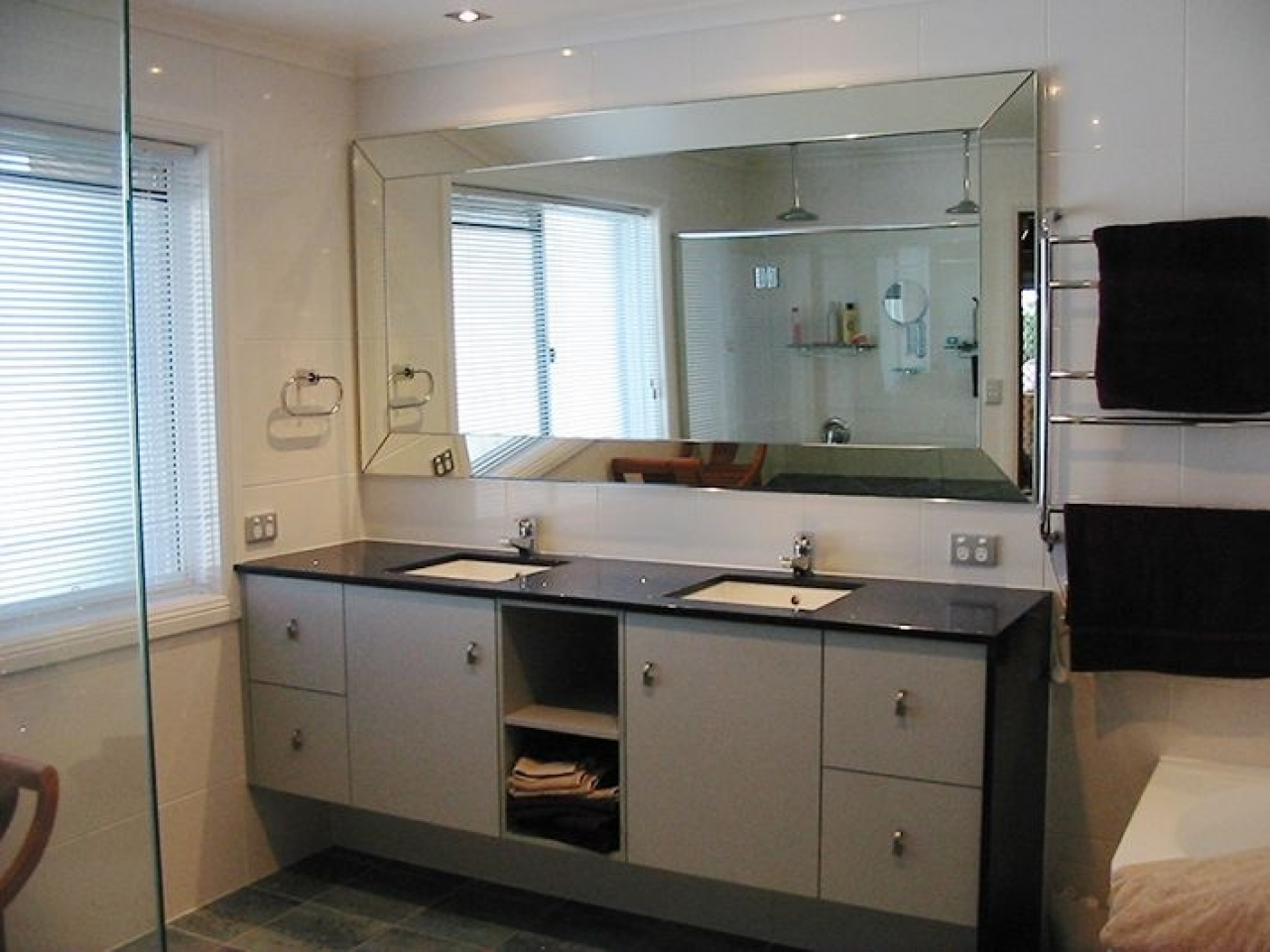 Epic Frameless Mirror Bathroom Vanity Bathroom Mirrors Design Bathroom inside Beautiful Bathroom Vanity Mirrors