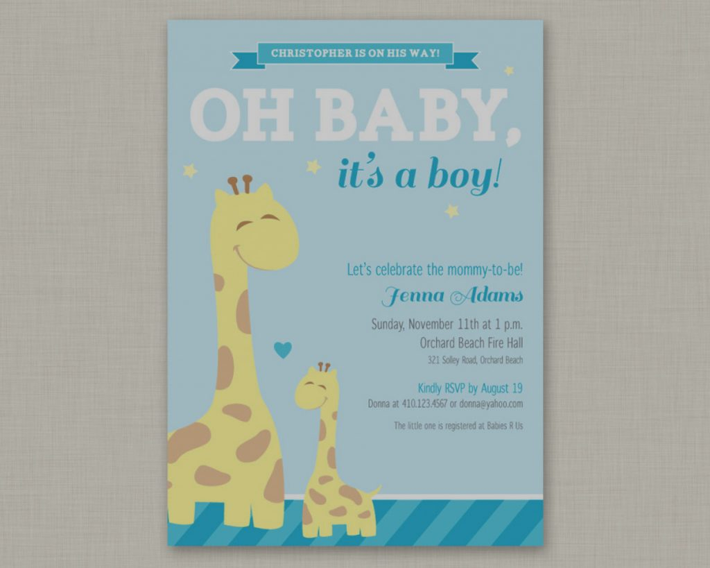 Epic Free Baby Shower Invitation Templates To Print At Home With Free pertaining to Free Baby Shower Invitations
