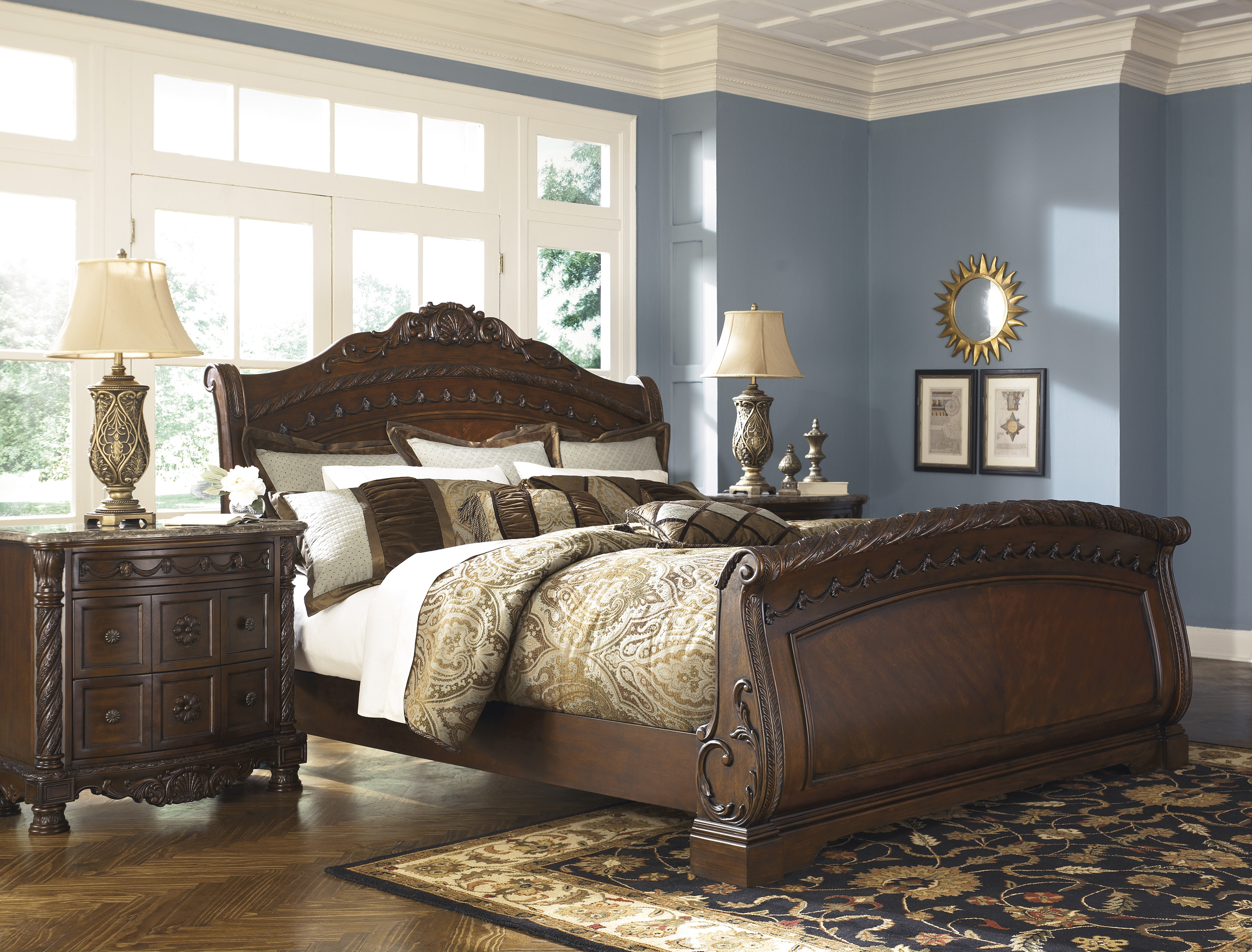 Epic Furniture: Ashley Furniture Porter Bedroom Suite | Ashley Furniture throughout Ashley Furniture Locations