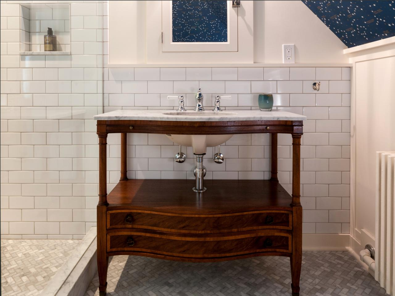 Epic Gallery: Bathroom Vanity Desk, - Longfabu for Awesome Bathroom Vanity Table