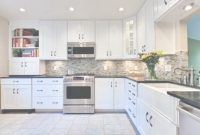 Epic Graceful Kitchen With Black Countertops 4 Excellent Designs White intended for Black Countertop Kitchen