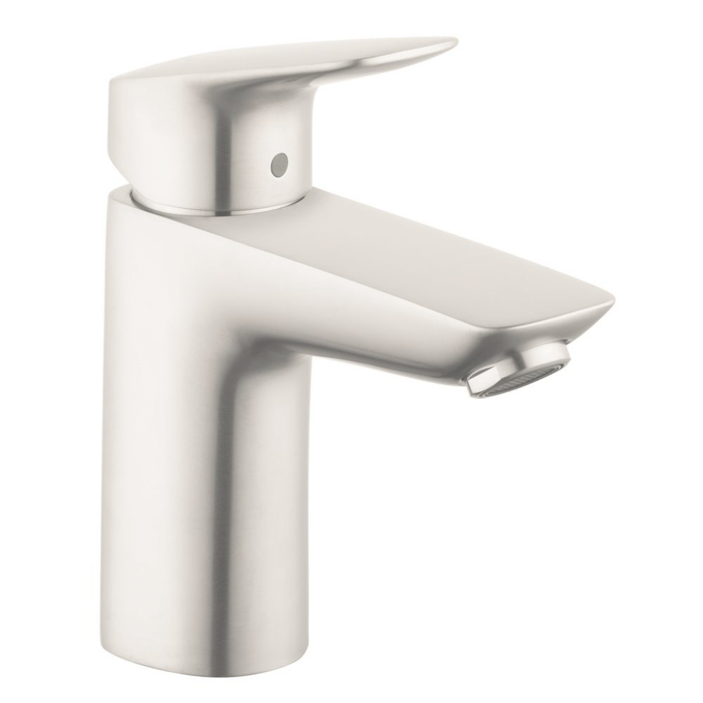 Epic Hansgrohe Logis 100 Single Hole Single-Handle Bathroom Faucet With regarding High Quality Hansgrohe Bathroom Faucet