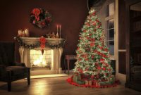 Epic Holiday Decorating Ideas To Showcase Your Christmas Tree From within Christmas Living Room