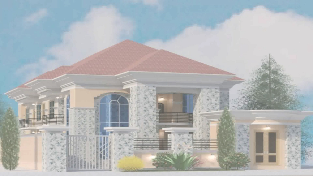 Epic House Plans In Lagos Nigeria - Youtube throughout Nigerian House Plans With Photos
