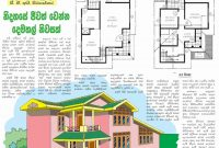 Epic House Plans In Sri Lanka Two Story Unique Small House Plans Sri with Set House Plans In Sri Lanka