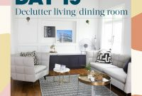 Epic How To Declutter Your Living Room: Home Organising Plan Day 19 throughout How To Declutter Your Bedroom