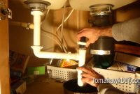 Epic How To Fix Clogged Kitchen Sink That Won't Drain – Youtube for New How To Unclog A Double Kitchen Sink