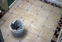 Epic How To Install Bathroom Floor Tile | How-Tos | Diy throughout Easy To Install Bathroom Flooring