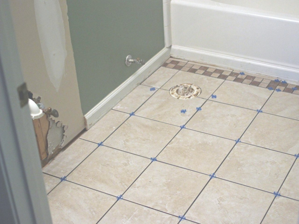 Epic How To Install Bathroom Floor Tile | How-Tos | Diy with regard to Bathroom Tile Flooring