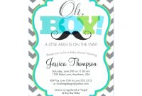 Epic Inspirational Baby Boy Baby Shower Invitations Templates in New Baby Boy Baby Shower Invitations