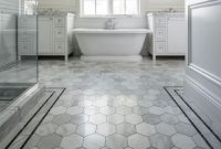 Epic Installing Porcelain Tile Floor In Bathroom Small Bathroom Flooring with regard to Easy To Install Bathroom Flooring