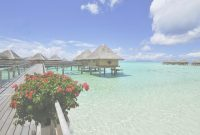 Epic Intercontinental Bora Bora Le Moana Resort | Tahiti for Best of Bungalows In Bora Bora