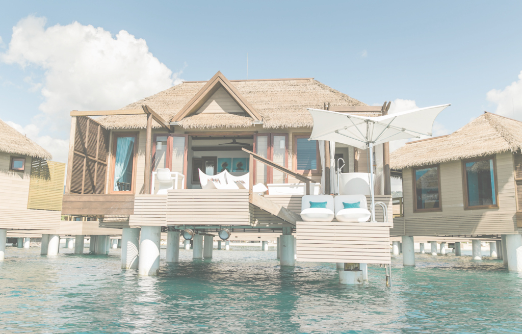 Epic Jamaica's Newest Overwater Bungalows Come With The Bathtub Of Your in Jamaica Overwater Bungalows