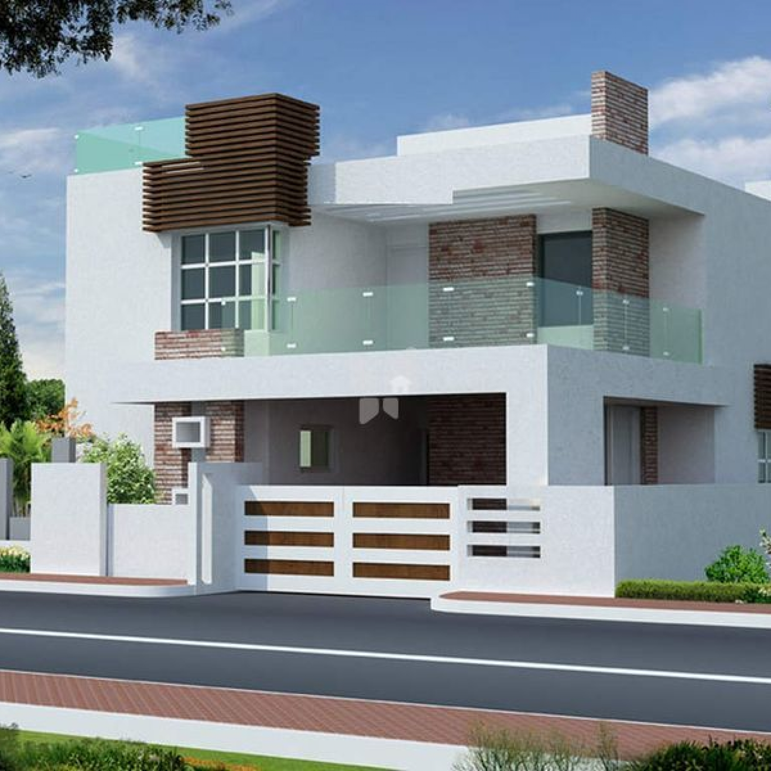 Epic Latest Modern House Front Designs Ghar Banavo Small Beach Plans New in Latest Modern Houses