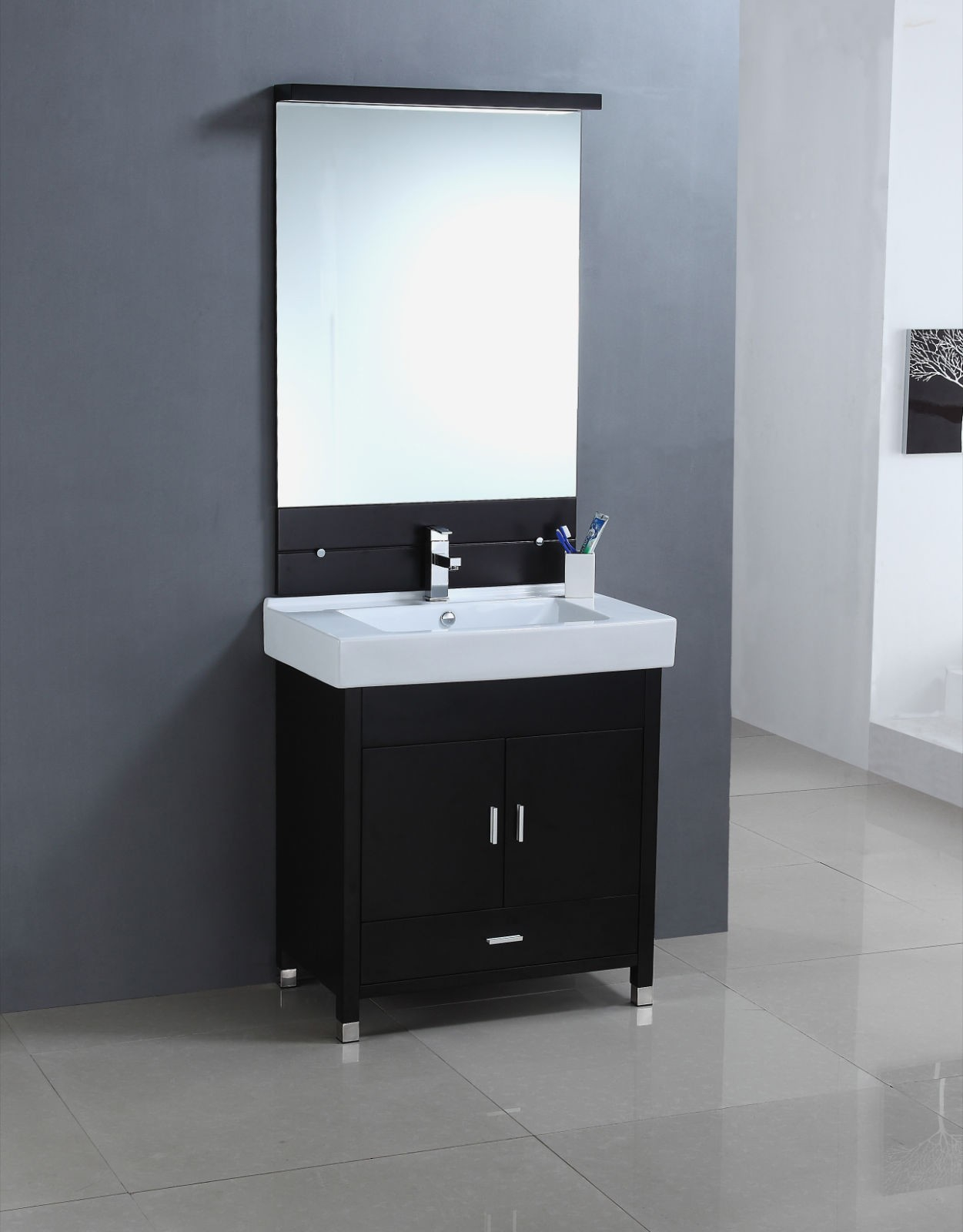 "Epic Legion Furniture 31.5"" Single Bathroom Vanity Set 