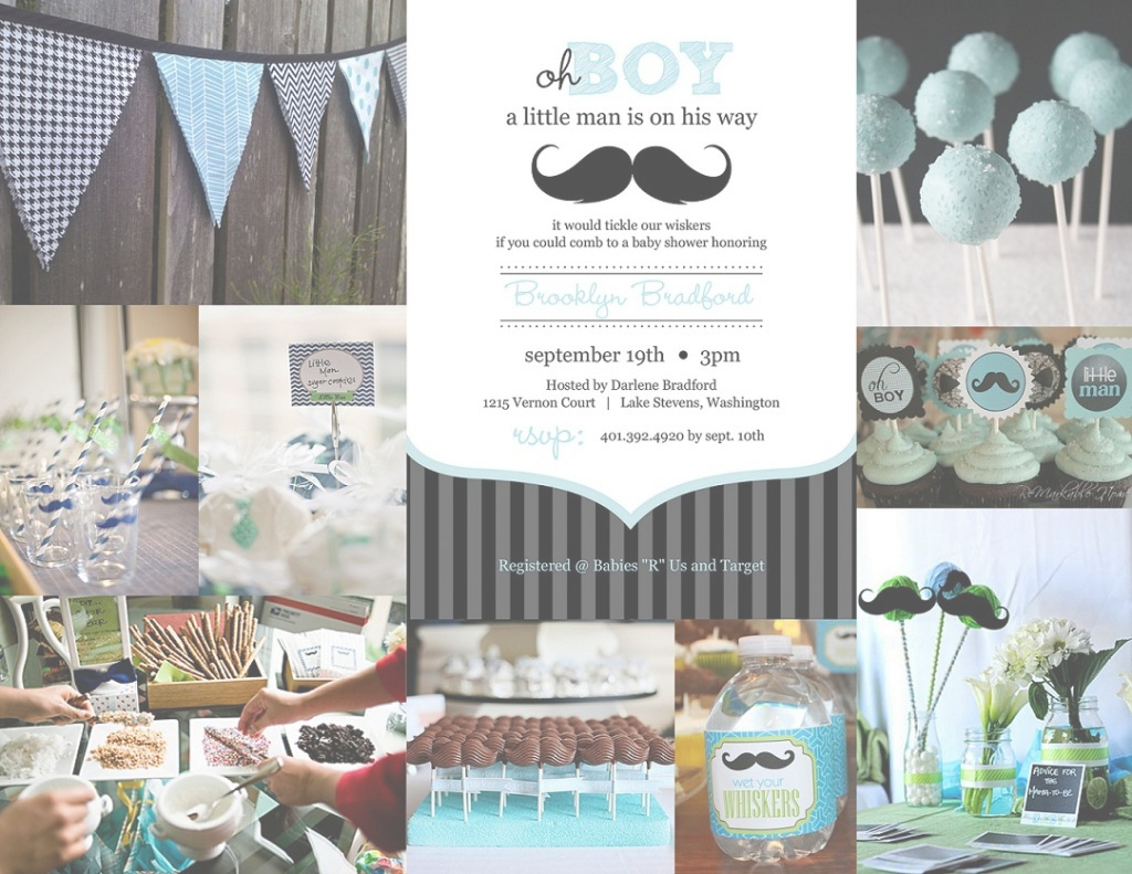 Epic Little Boy Baby Shower Ideas | Omega-Center - Ideas For Baby inside Inspirational Boy Baby Shower Theme Ideas