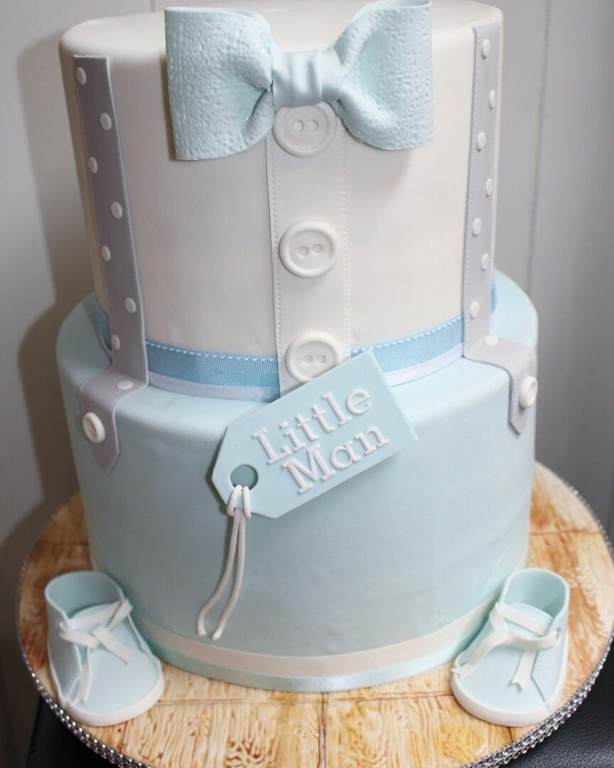 Epic Little Man Baby Shower Cake | My Cake Creations | Pinterest | Shower intended for Review Baby Boy Shower Cakes