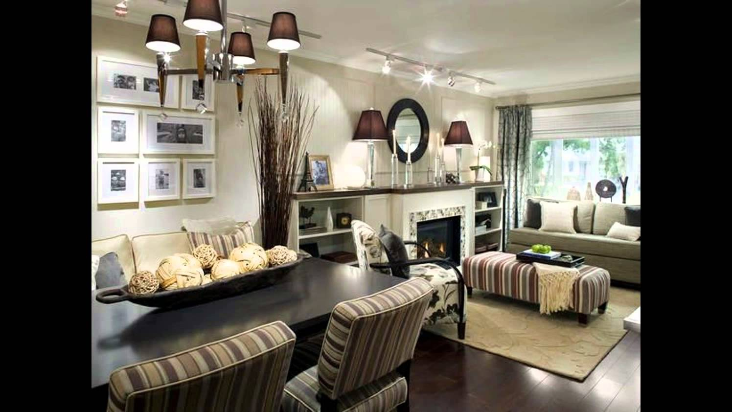 Epic Living And Dining Room Ideas - Youtube with regard to Lovely Living Room And Dining Room Together