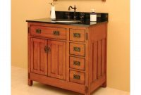 Epic Majestic Craftsman Cabinet Mission Style Bathroomvanity Art Deco for Unique Mission Style Bathroom Vanity