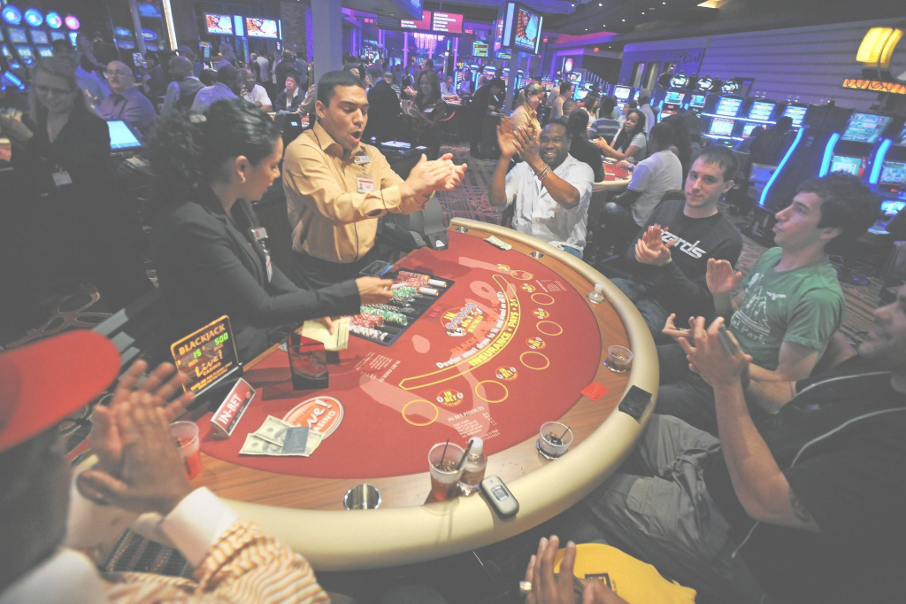 Epic Maryland Casinos Post Record May Profits, Mgm National Harbor Rules with Elegant Maryland Live Poker Room