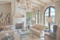 Epic Mediterranean-Style Living Room Design Ideas regarding Awesome Mediterranean Living Room