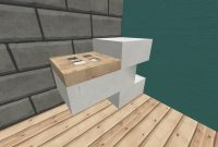 Epic Minecraft Furniture – Bathroom with regard to Review Minecraft Bathroom Ideas