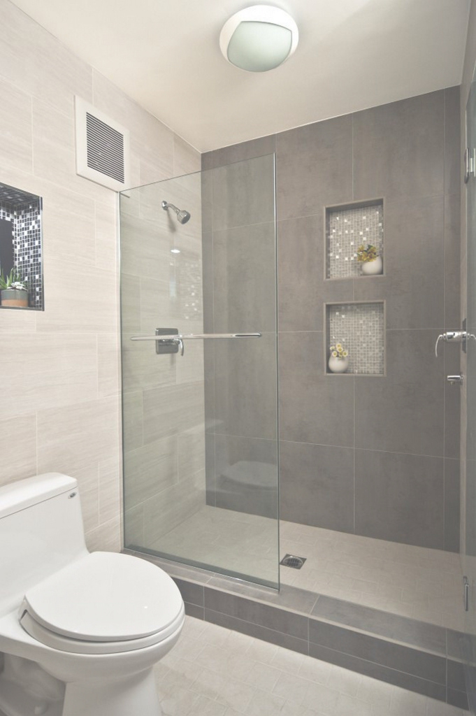 Epic Modern Bathroom Design Ideas With Walk In Shower | Pinterest | Small in Shower Ideas For Small Bathroom