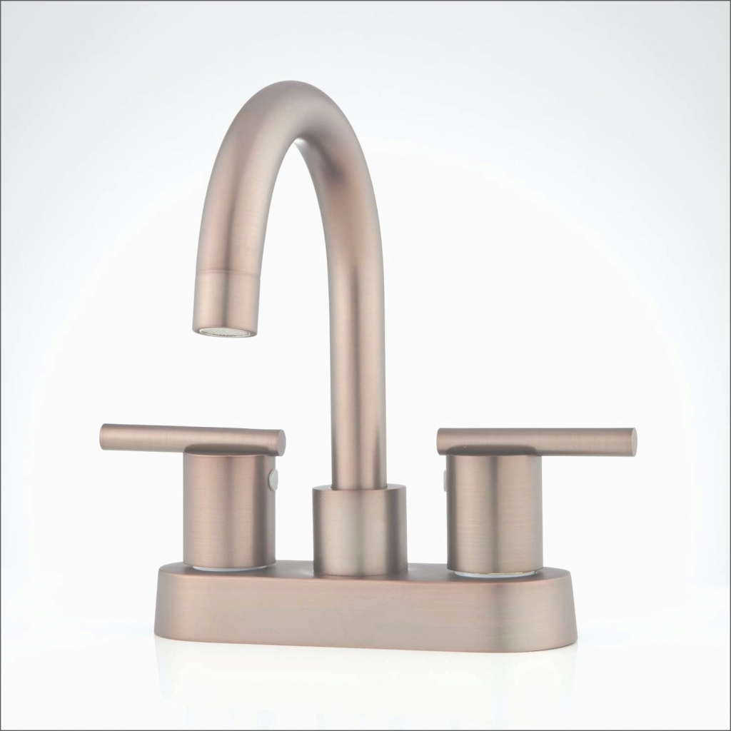 Epic Modern Lindo Centerset Bathroom Faucetcopper Faucets Copper Bathtub intended for New Copper Faucet Bathroom