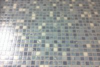Epic Mosaic Look Vinyl Flooring – Carpets Direct Ltd. for Blue Bathroom Lino