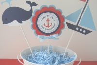 Epic Nice Nautical Theme Baby Shower Decorations 17 – Wyllieforgovernor within Unique Nautical Theme Baby Shower Decorations