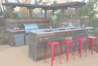 Epic Patio Ideas With Grill. Could Make A Seated Bar With Stools pertaining to Backyard Bar And Grill