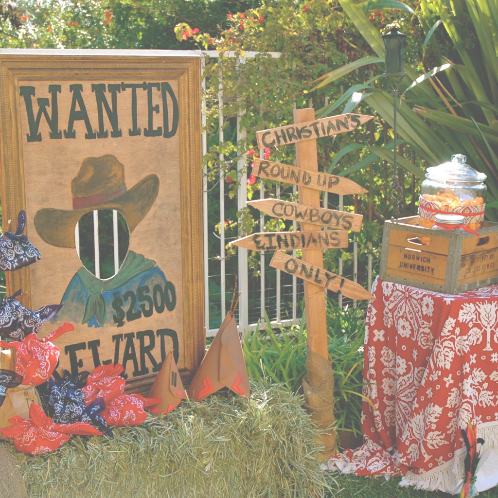 Epic Photo Opp At A Western Cowboy Party See More Planning Ideas intended for Good quality Western Theme Decorations