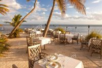 Epic Restaurant Dining Room, Little Palm Island Resort, Florida Keys, Usa with The Dining Room At Little Palm Island