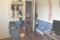 Epic Round321 | Baseball Decal Installation – Baseball Theme Bedroom with Awesome Sports Themed Bedroom Decor