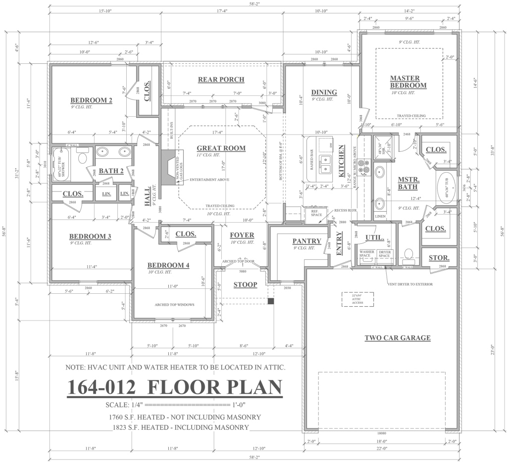 Epic Sandstone Village House Plans | Flanagan Construction with regard to Village House Plans With Photos