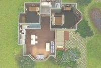 Epic Sims 2 Simple House Plans Elegant Inspirating Floor Plans For Small with regard to Good quality Sims 2 Floor Plans