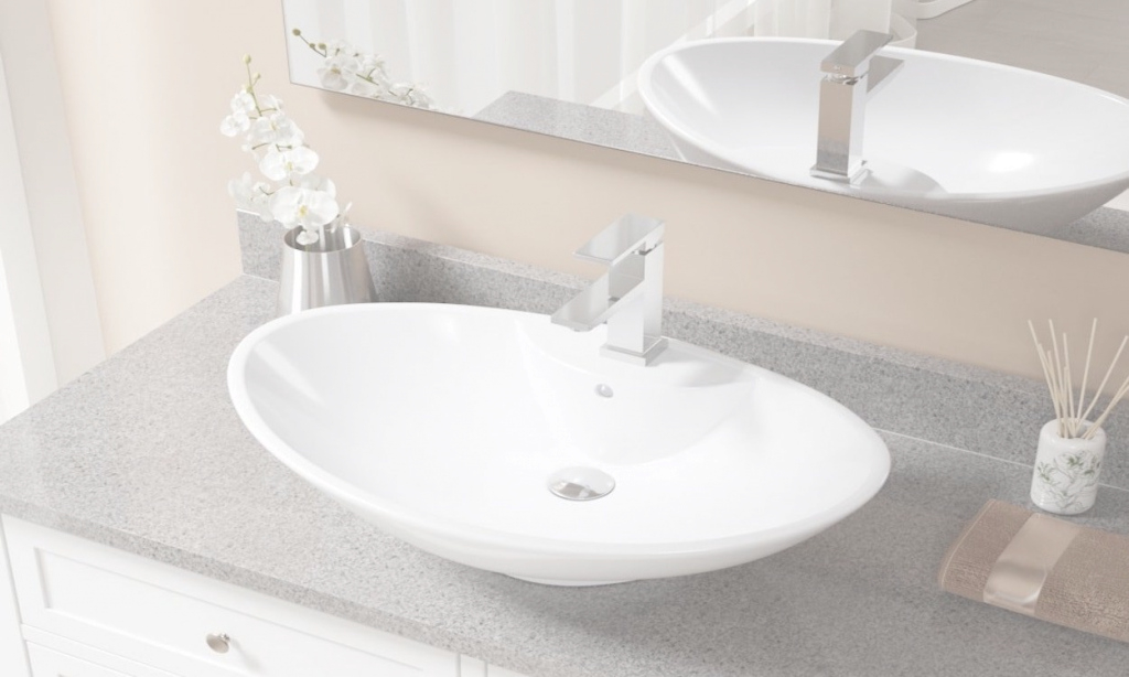 Epic Sink Materials Fact Sheet - Overstock Tips & Ideas inside Luxury Bathroom Sink Types