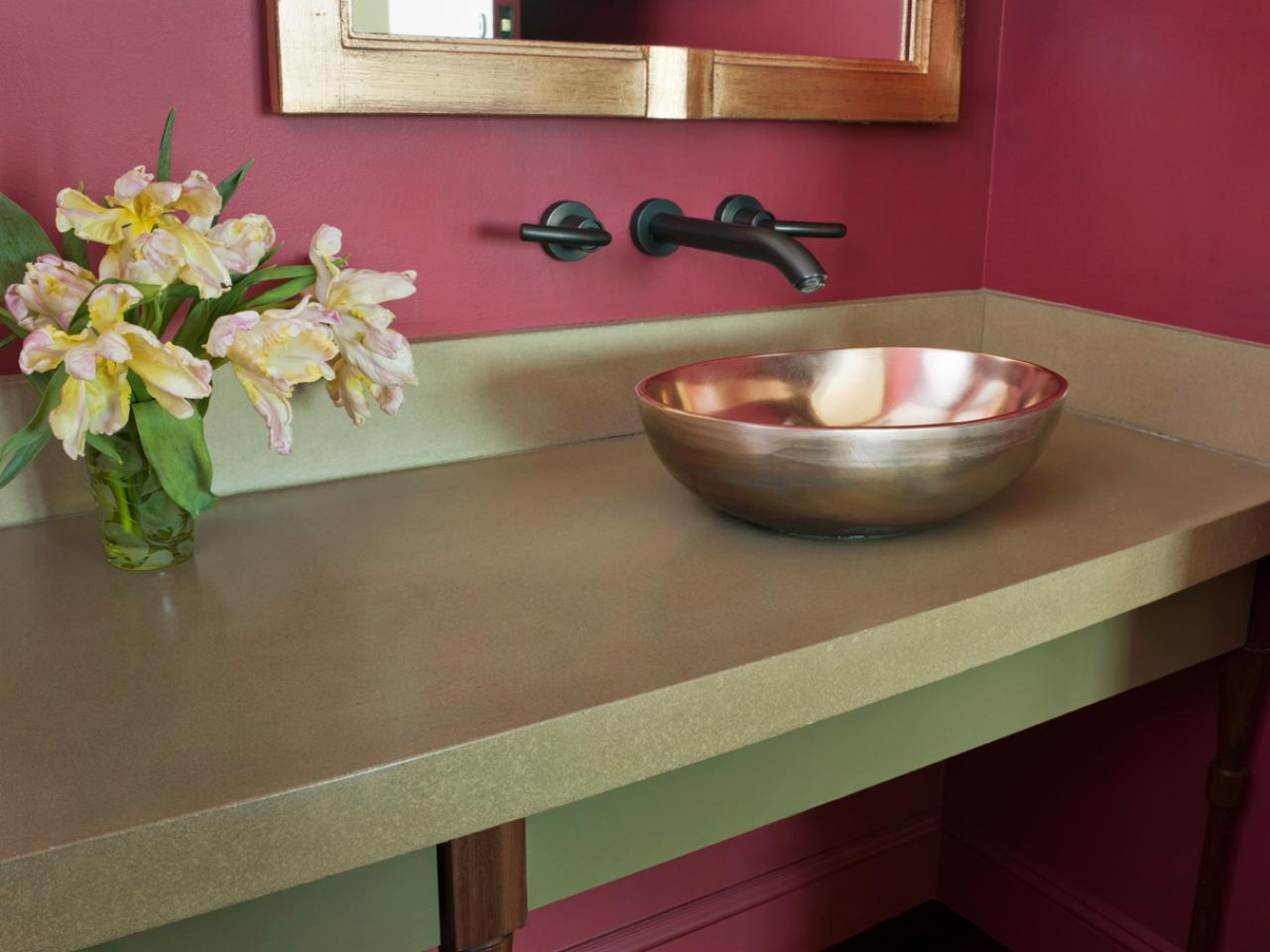 Epic Sinks: Extraordinary Bathroom Sinks And Countertops Bathroom Sinks throughout Sink Countertop Bathroom