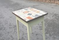 Epic Small Decoupage Coffee Table | State Of Distress in Decoupage Coffee Table