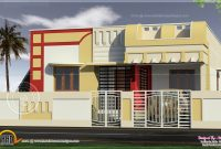 Epic Small South Indian Home Design – Kerala Home Design And Floor Plans with Indian Home Elevation Design Photo Gallery