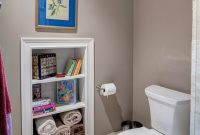 Epic Small Space Bathroom Storage Ideas | Diy Network Blog: Made + Remade within Bathroom Wall Storage Ideas