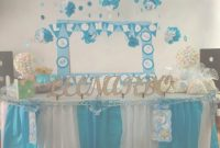 Epic Stunning Decoraciones De Baby Shower 99House Plan With in Unique Decoracion De Baby Shower De Niño