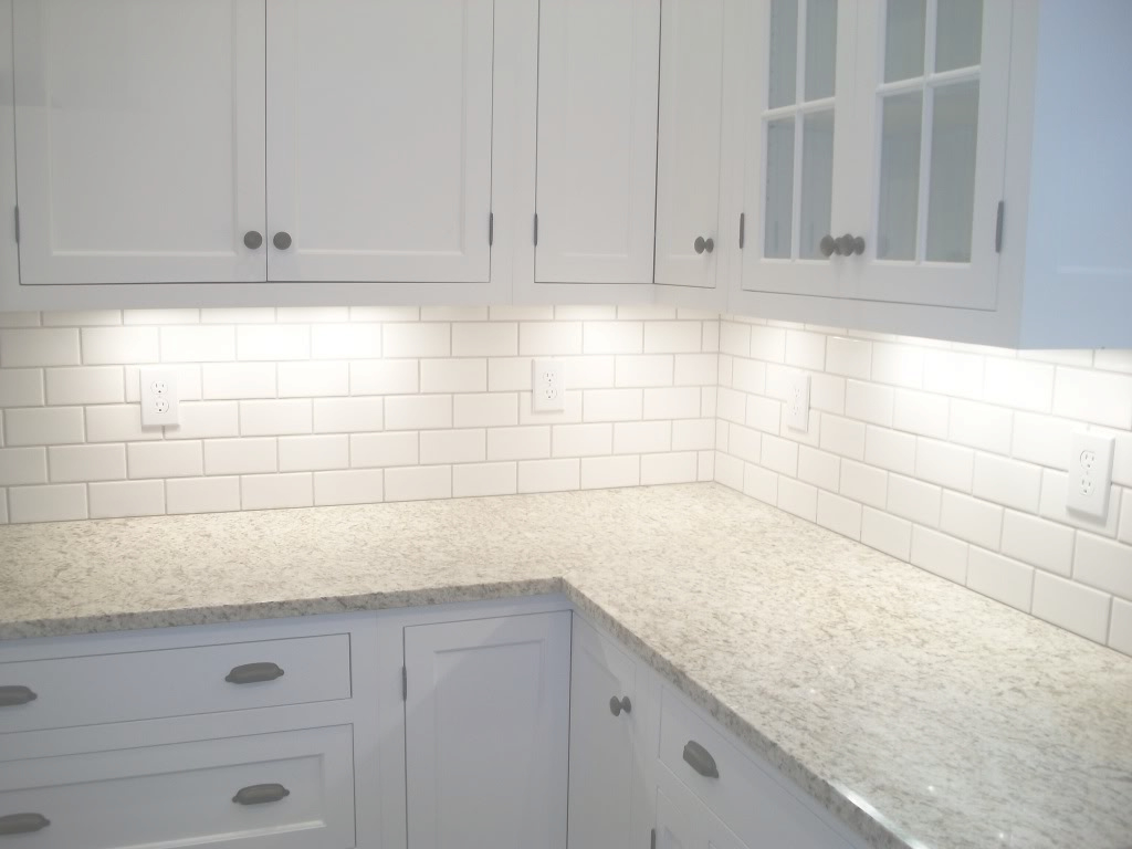 Epic Subway Tile Backsplash Kitchen Best Grout Color For White Subway with Elegant How To Grout A Backsplash