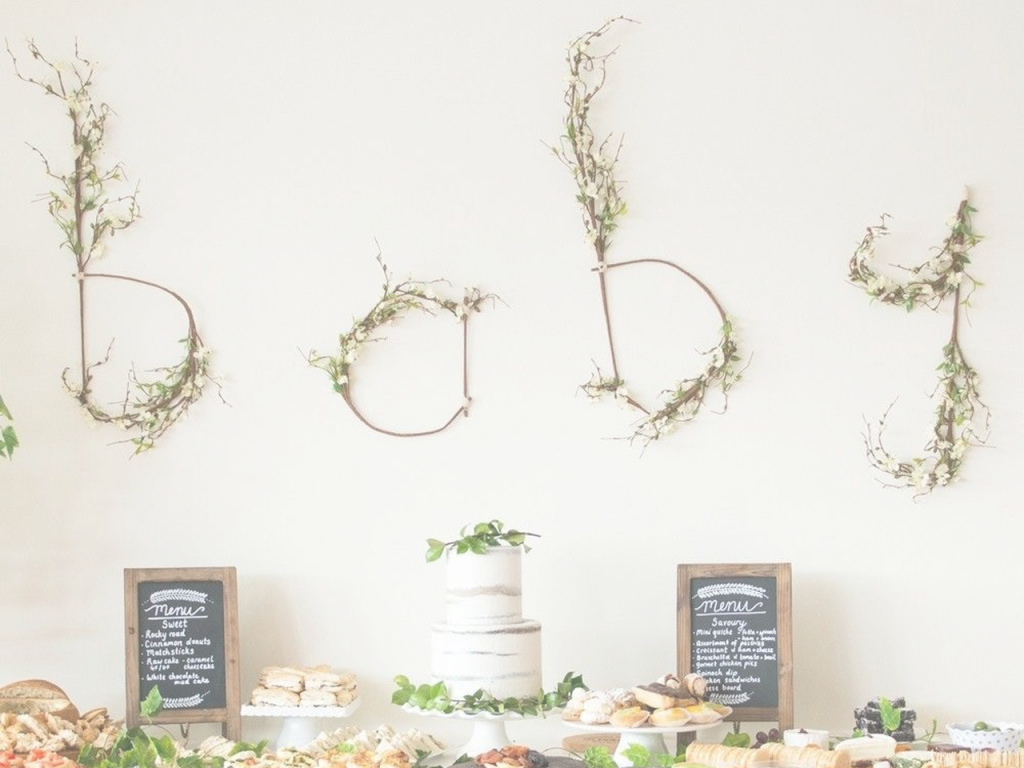 Epic The Most Popular Baby Shower Themes For 2018 Are So Cute throughout Baby Shower Decoration