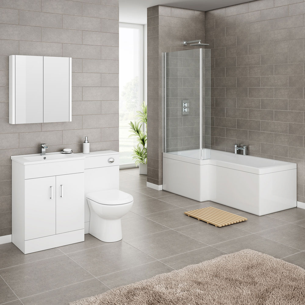 Epic The Ultimate Guide To Neutral Colour Bathrooms | Victorian Plumbing regarding Neutral Bathroom Ideas