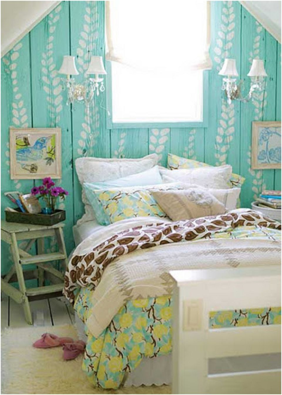 Epic Vintage Bedroom Decorating Ideas And Photos intended for Unique Vintage Bedroom